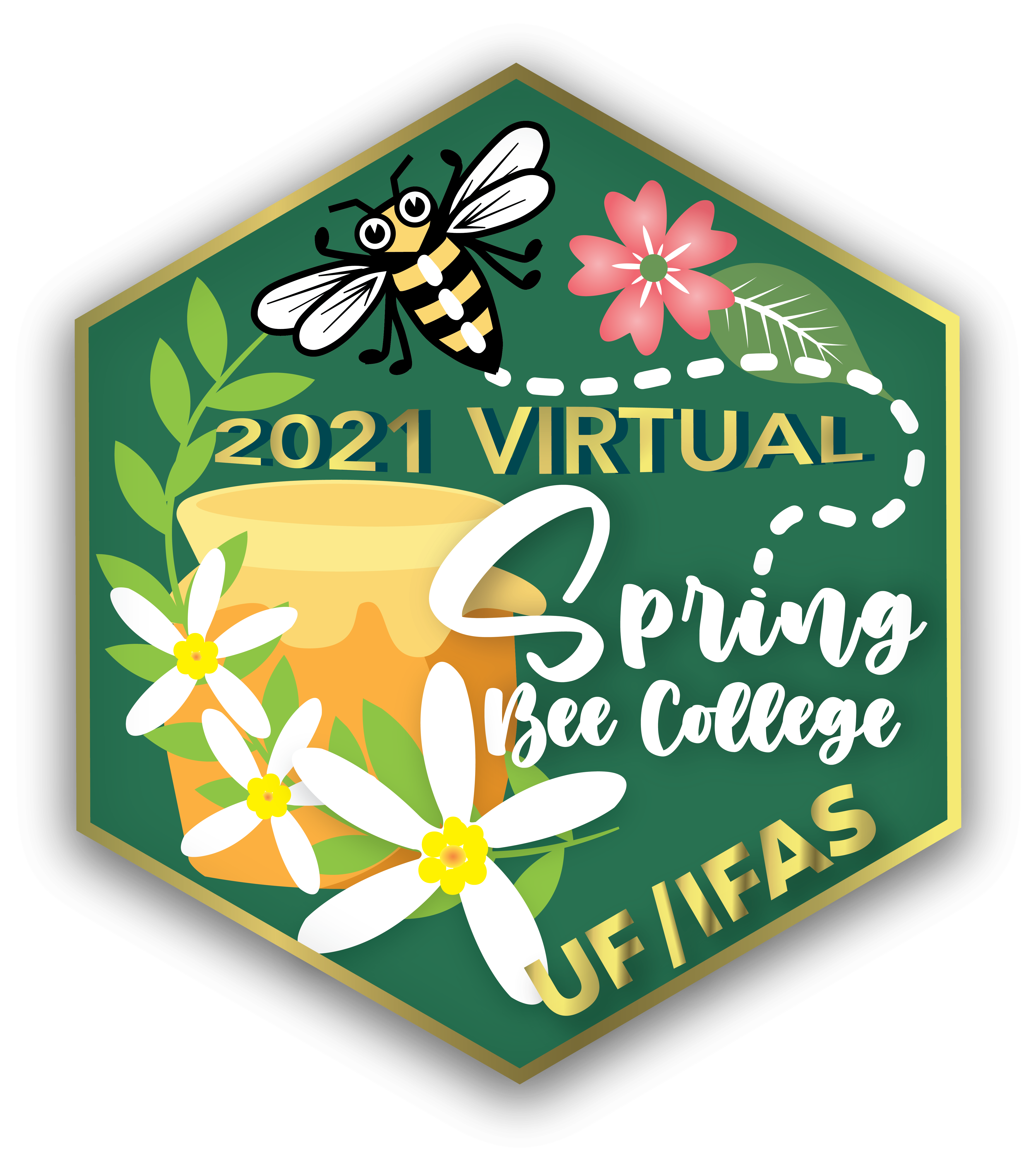 UF/IFAS 2021 Virtual Spring Bee College