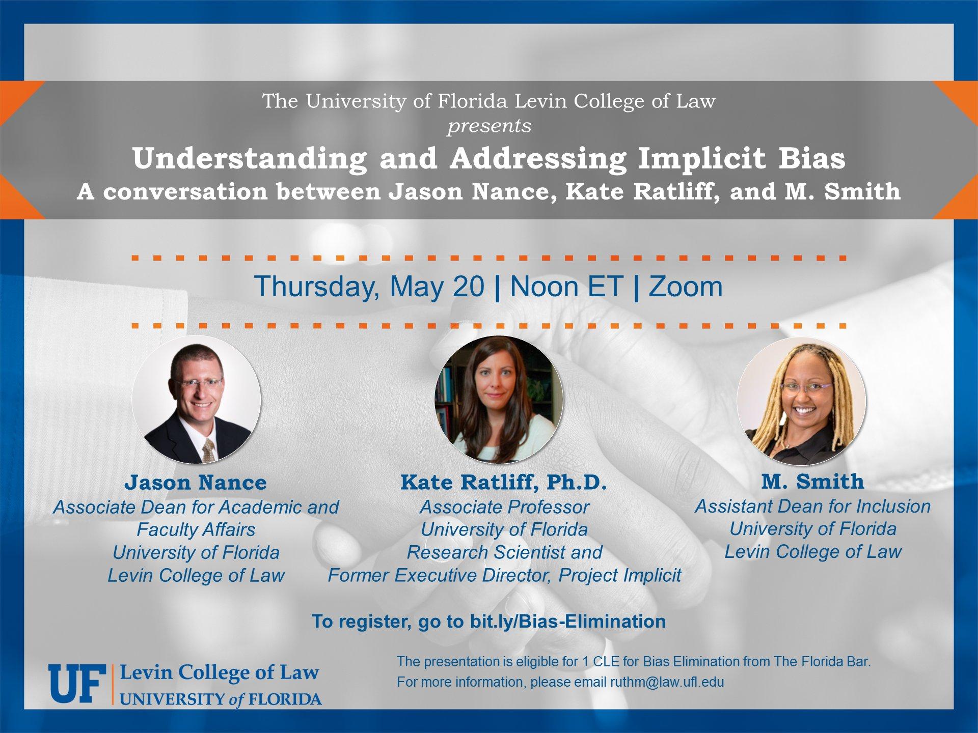 Understanding implicit bias
